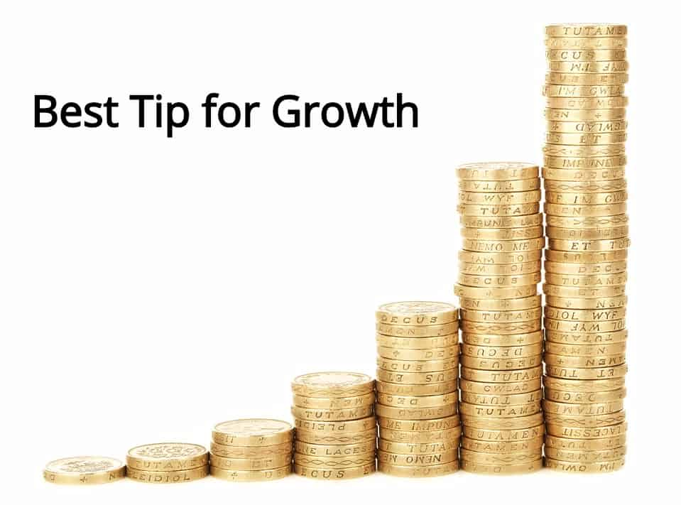 "He asked me ""What's your best tip for growing/scaling a business?"""