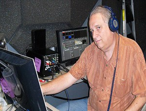 Warren Whitlock In Studio