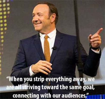 Kevin Spacey Explains Content Marketing