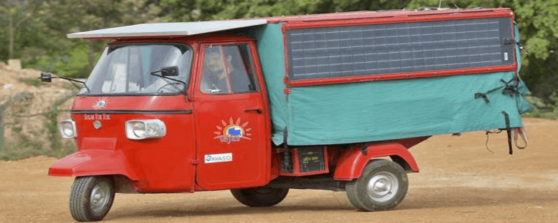 Solar Innovations From the Streets of Bangalore