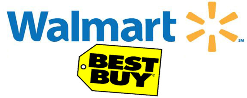Apple Pay Rejected by WalMart and BestBuy