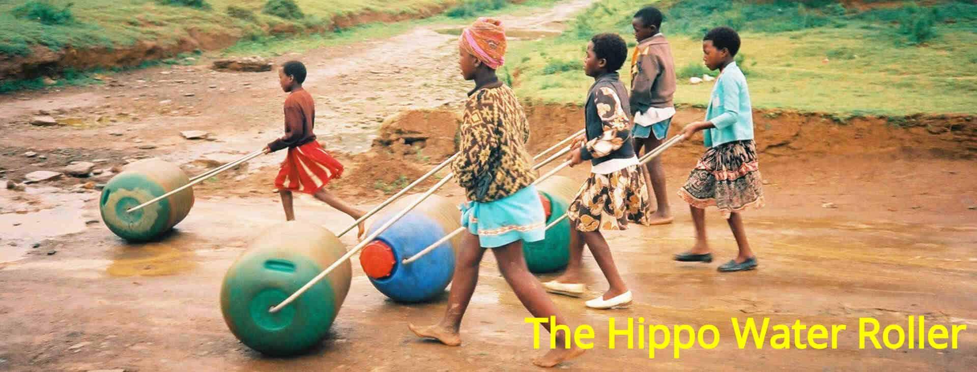 Hippo Water Roller: This Wheelbarrow is not a Wheelbarrow